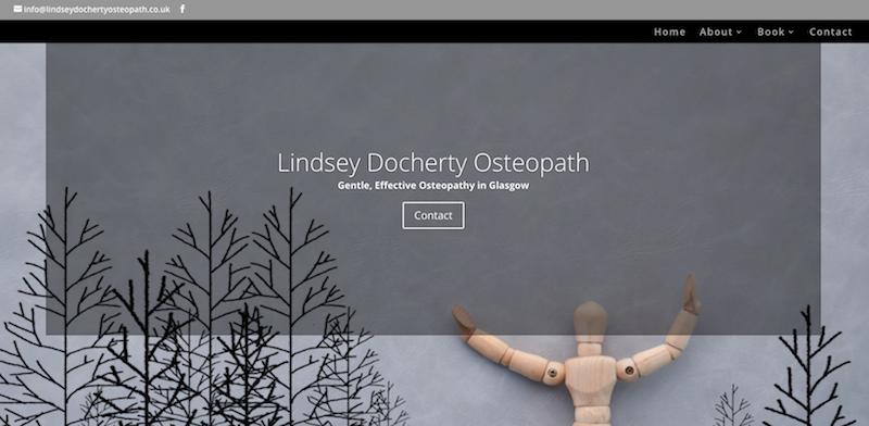 Lindsey Docherty Osteopath
